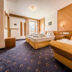 Hotel Alpenjuwel Горнолыжный курорт Ортлер комната для гостей фото 5