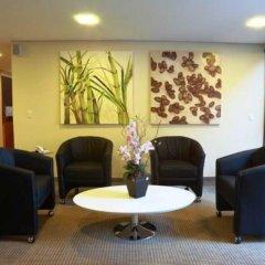 Отель Comfort Inn & Suites Ribeirão Preto Бразилия, Рибейран-Прету - отзывы, цены и фото номеров - забронировать отель Comfort Inn & Suites Ribeirão Preto онлайн интерьер отеля фото 2