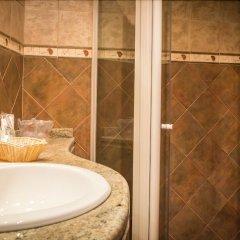 Hotel El Castell Вальдерробрес ванная