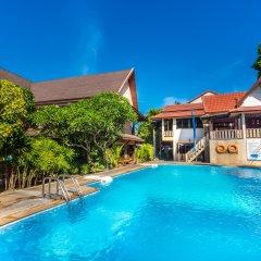 Отель Asia Resort Koh Tao Таиланд, Остров Тау - отзывы, цены и фото номеров - забронировать отель Asia Resort Koh Tao онлайн бассейн фото 3