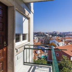 Апартаменты Lxway Apartments Amazing View Лиссабон балкон