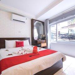 Hanoi Rendezvous Boutique Hotel комната для гостей