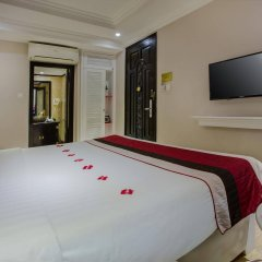 Oriental Central Hotel комната для гостей фото 5