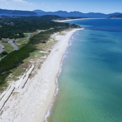 Отель Luigans Spa And Resort Фукуока пляж