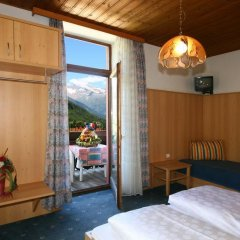 Alpin Hotel Gudrun Колле Изарко комната для гостей фото 5