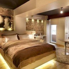 Отель Nuru Ziya Suites Стамбул комната для гостей фото 5