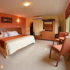 Hostalia Hotel Expo & Business Class комната для гостей фото 3