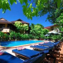 Отель Samui Laguna Resort Таиланд, Самуи - 7 отзывов об отеле, цены и фото номеров - забронировать отель Samui Laguna Resort онлайн бассейн