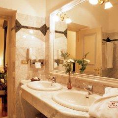 Hotel Flora ванная