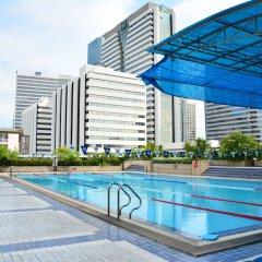 Trinity Silom Hotel бассейн