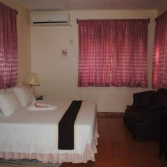 Отель Palm Bay Guest House & Restaurant Ямайка, Монтего-Бей - отзывы, цены и фото номеров - забронировать отель Palm Bay Guest House & Restaurant онлайн комната для гостей фото 5