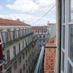 Отель Páteo Saudade Lofts балкон