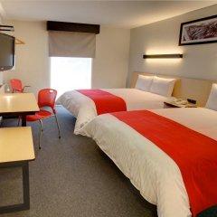 Отель City Express Plus Patio Universidad Мехико комната для гостей фото 2