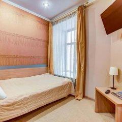 Мини-Отель Поликофф Стандартный номер с двуспальной кроватью фото 9