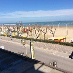 Hotel Melita Римини пляж