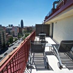 Hotel Catalonia Atenas балкон