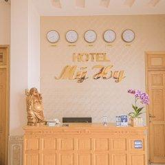 My Hy Hotel Далат интерьер отеля фото 2