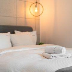 Отель Zielna City Center Польша, Варшава - отзывы, цены и фото номеров - забронировать отель Zielna City Center онлайн комната для гостей фото 2