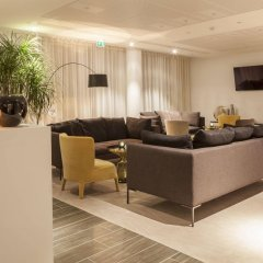 AC Hotel Paris Le Bourget Airport by Marriott интерьер отеля