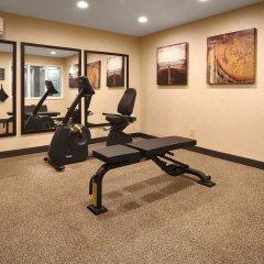 Отель Comfort Suites Hilliard Хиллиард фитнесс-зал фото 4