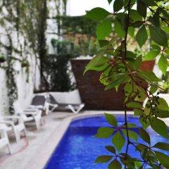Hotel Hacienda de Vallarta Centro бассейн фото 3
