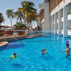 Отель El Cid Castilla De Playa Масатлан бассейн фото 3