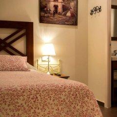 Отель La Ciudadela комната для гостей