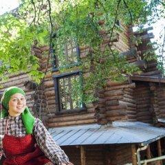 Гостевой дом Бобровая Долина балкон