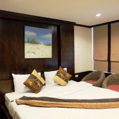 Отель Everest Boutique 8 Inn Бангкок комната для гостей фото 2