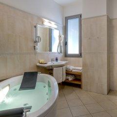 Отель Sovrana & Re Aqva SPA Италия, Римини - - забронировать отель Sovrana & Re Aqva SPA, цены и фото номеров ванная