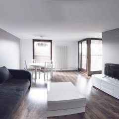 Отель Luwri Apartments Польша, Варшава - отзывы, цены и фото номеров - забронировать отель Luwri Apartments онлайн комната для гостей фото 4