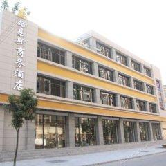 Отель Louis Business Hotel Китай, Чжуншань - отзывы, цены и фото номеров - забронировать отель Louis Business Hotel онлайн вид на фасад фото 2