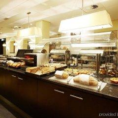 Отель NH Amsterdam Centre питание
