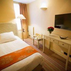 Отель Hôtel Champerret Héliopolis комната для гостей