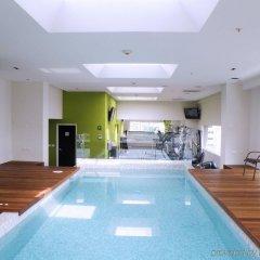 Отель NOVIT Мехико бассейн