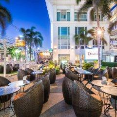 Отель D Varee Jomtien Beach гостиничный бар
