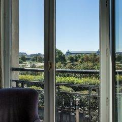 Отель Brighton Франция, Париж - 1 отзыв об отеле, цены и фото номеров - забронировать отель Brighton онлайн балкон