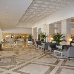 Отель Hasdrubal Thalassa & Spa Djerba Тунис, Мидун - 1 отзыв об отеле, цены и фото номеров - забронировать отель Hasdrubal Thalassa & Spa Djerba онлайн интерьер отеля