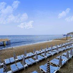Отель Beach Club Doganay - All Inclusive пляж