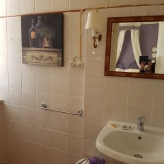 Отель Il Nido Di Anna Италия, Сан-Джиминьяно - отзывы, цены и фото номеров - забронировать отель Il Nido Di Anna онлайн ванная фото 2