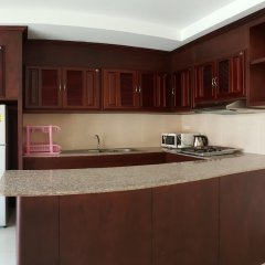 Апартаменты Thai-norway Resort Apartment Паттайя в номере фото 2