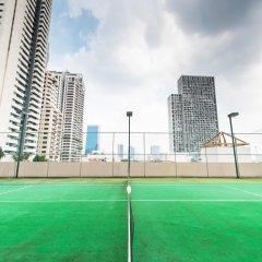 Отель Somerset Park Suanplu Бангкок спортивное сооружение