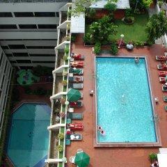 Asia Hotel Bangkok Бангкок бассейн