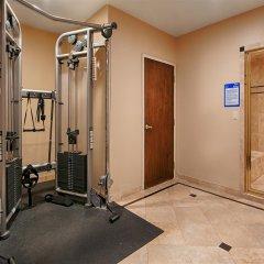 Отель BEST WESTERN PLUS Brookside Inn фитнесс-зал фото 3