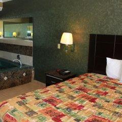 Отель Crystal Inn Suites & Spas сауна