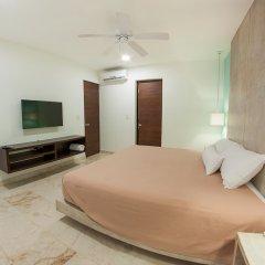 Отель Anah Downtown DT 301 Мексика, Плая-дель-Кармен - отзывы, цены и фото номеров - забронировать отель Anah Downtown DT 301 онлайн комната для гостей