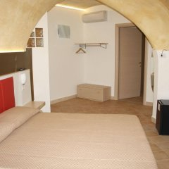 Отель Il Sorriso Dei Sassi Матера комната для гостей фото 5