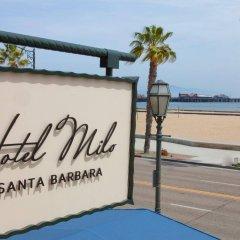 Отель Milo Santa Barbara пляж