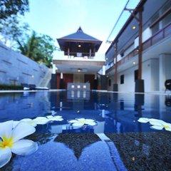 Отель Surintra Boutique Resort бассейн фото 3