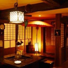 Отель Ryokan Yumotoso Минамиогуни сауна